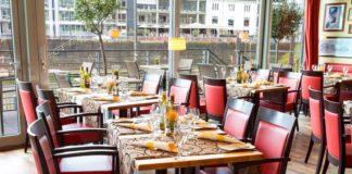 Gastro-Award für Julian' s bar und restaurant in Düsseldorf
