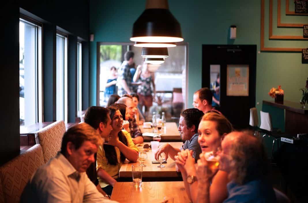 Beste Restaurant punktet mit Erfindungsreichtum und Gemeinschaftsgeist