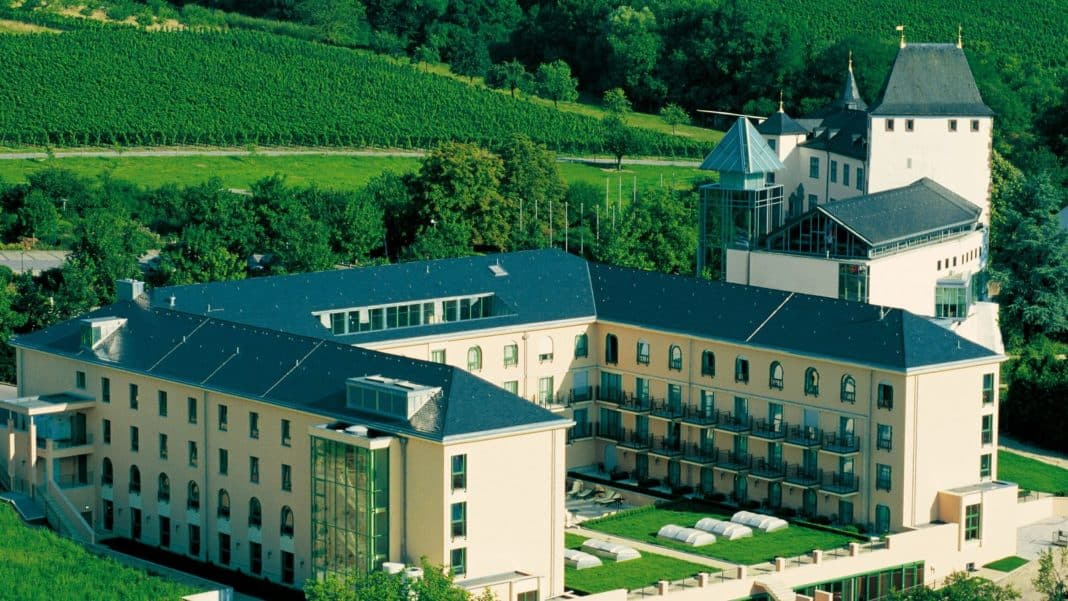 Victors Residenz-Hotel Schloss Berg erhält Hotel-Höchstwertung