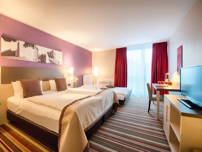 Leonardo Hotel Hannover Airport: Tagen und Flanieren in Hannover