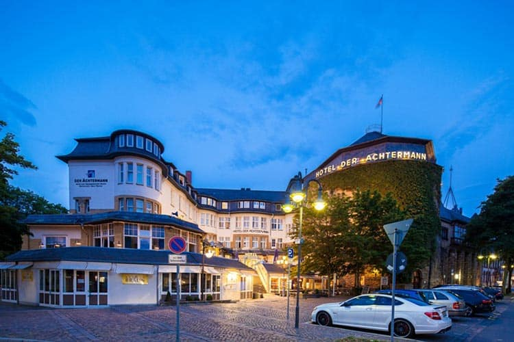 Der Achtermann - Hotel und Tagungszentrum in Goslar im Harz