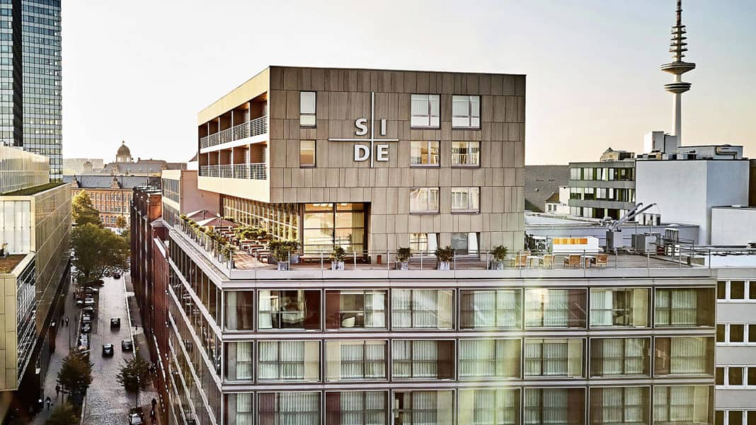 Tagen und Tagungsräume in Hamburg I Das Side Hotel