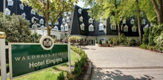Romantik Hotel Waldhaus Reinbek am Fußes des Sachsenwaldes