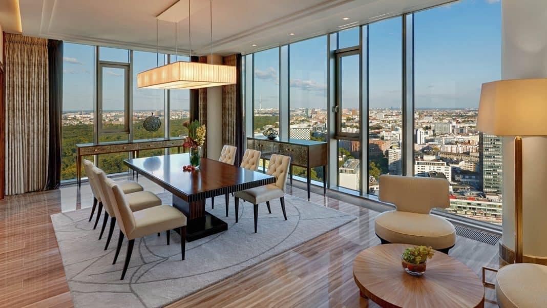Waldorf Astoria Berlin: Das Luxushotel öffnet seine Türen