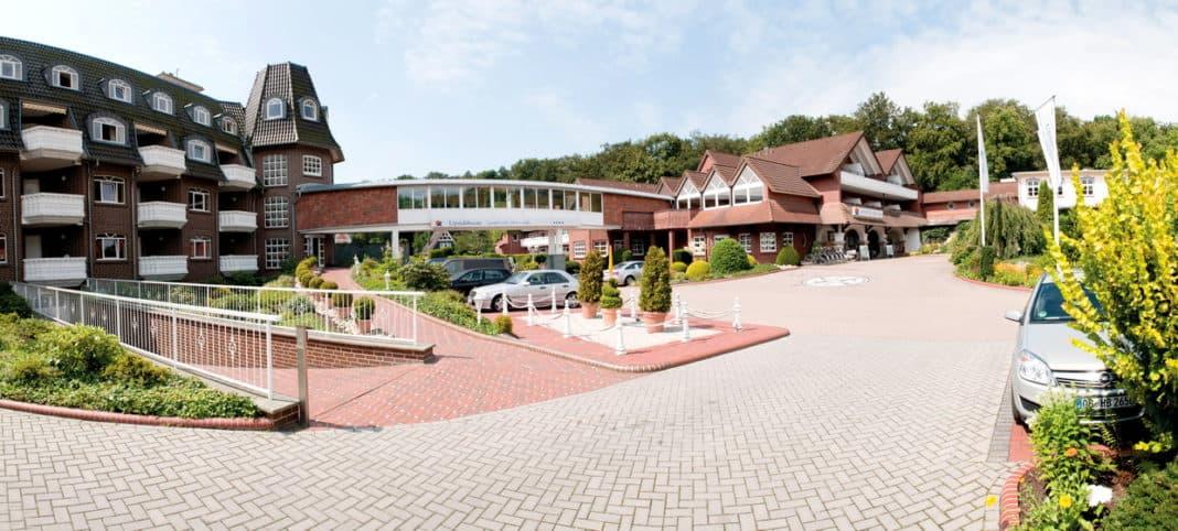 Das Upstalsboom Landhotel Friesland