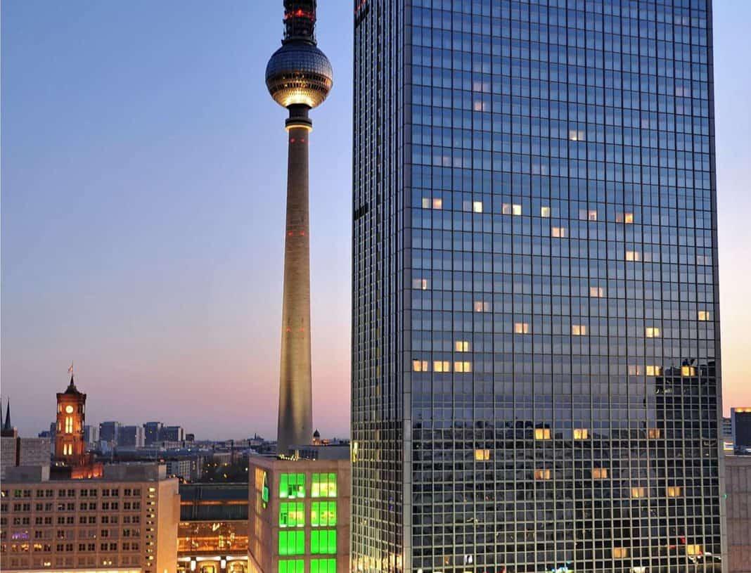 Das Park Inn by Radisson Berlin Alexanderplatz