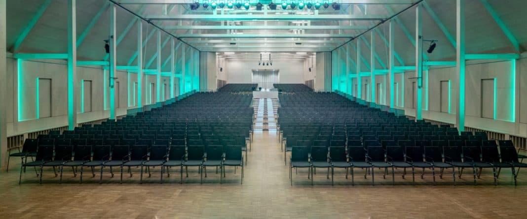 Eröffnungsfeier des Kultur+Kongress Forum Altötting