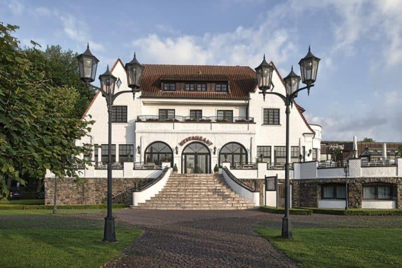 Das Rheinhotel Vier Jahreszeiten