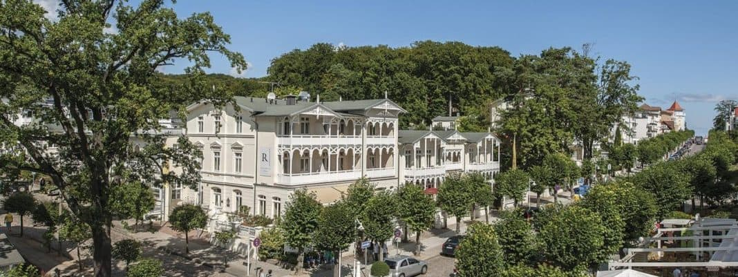 Die Geschichte des Romantik Roewers Privathotel im Ostseebad Sellin
