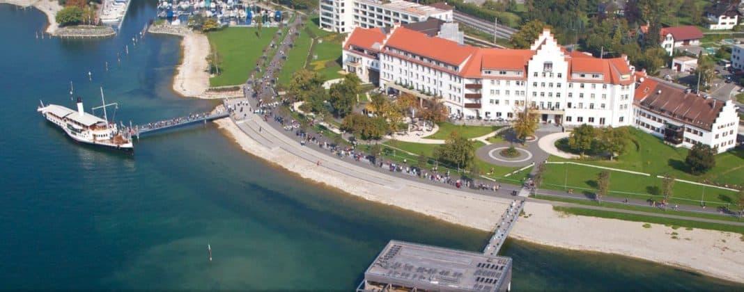 Tagen im Seehotel am Kaiserstrand in Lochau bei Bregenz am Bodensee