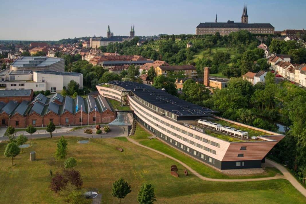 Tagungen im Bamberg I Das Welcome Kongresshotel Bamberg