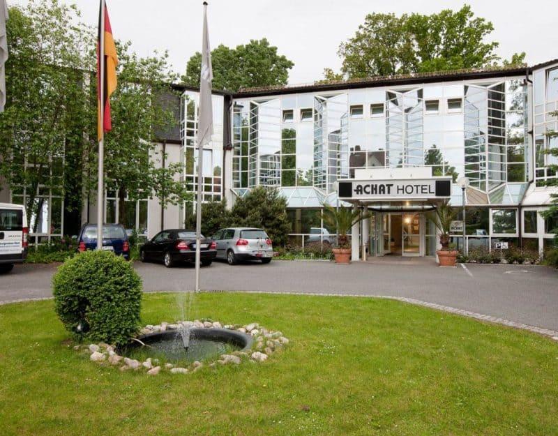 Tagungen Kulmbach I Das zentral gelegene Achat Plaza Kulmbach
