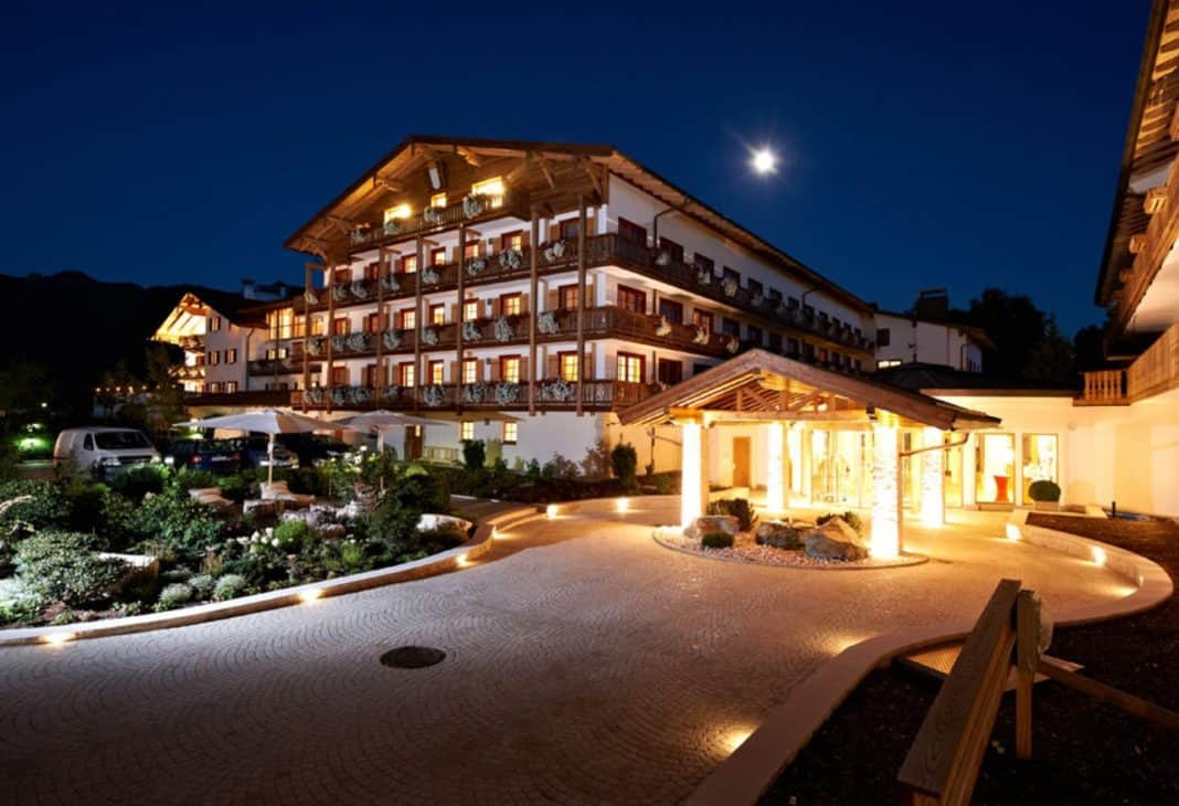 Das Sporthotel Achental in Grassau/Chiemgau