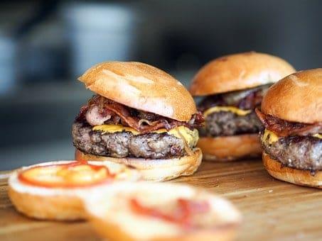 Legendary Burger, der berühmteste Rock Star vom Hard Rock Cafe