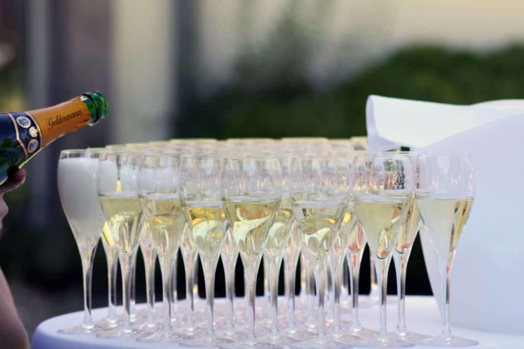 Champagner auf der Badischen Weinmesse Offenburg