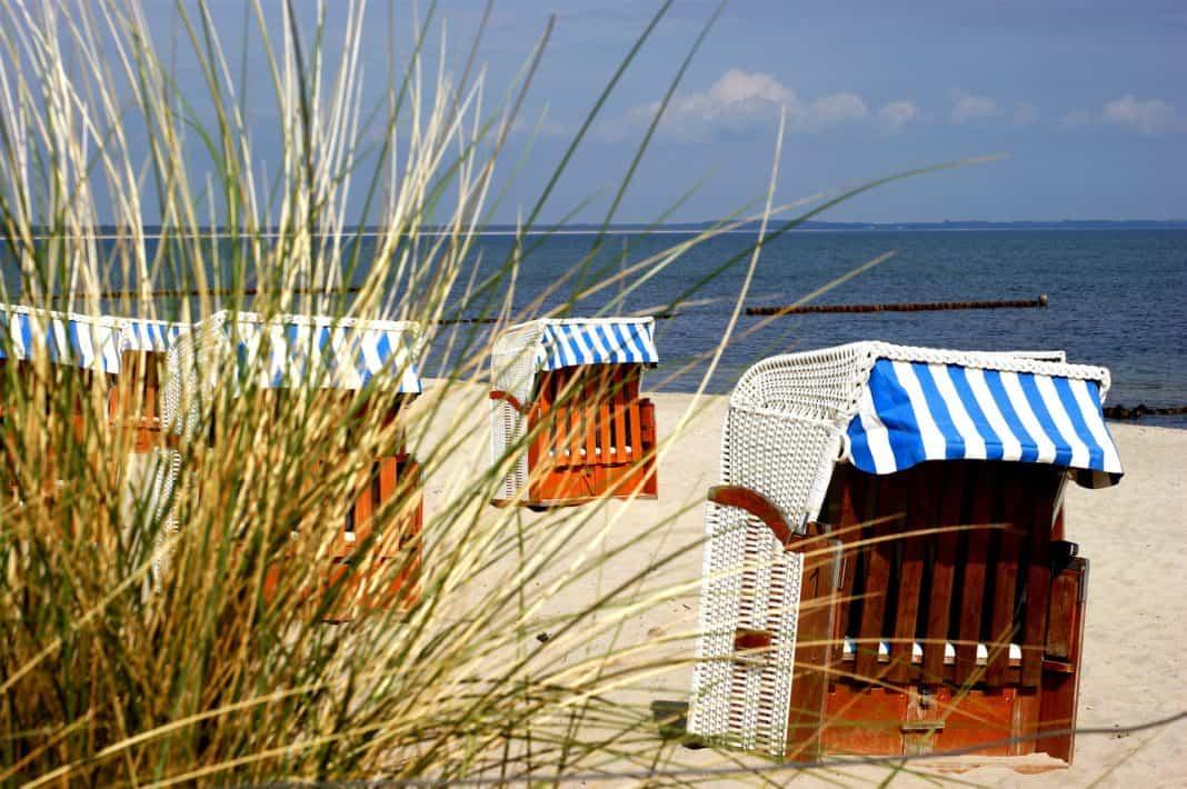 Dünenresidenz Juliusruh mit Meeresblick Panorama und Strandzugang