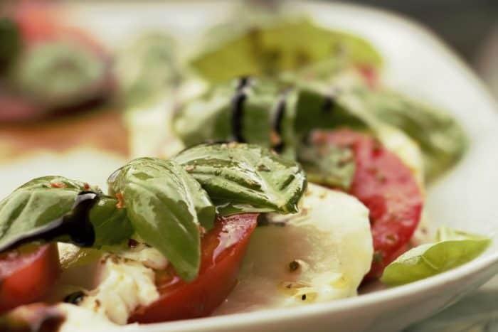 Italienisches Konzept bietet frisches und gesundes Essen als Fast Food an