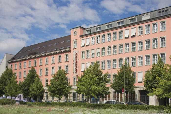 Umbau im Mövenpick Hotel Berlin komplett und modernisiert