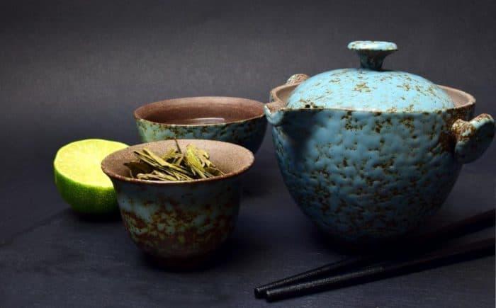 chinesische Tee-Raritäten