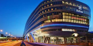 Hilton Frankfurt Airport bestes Business Hotel Deutschlands