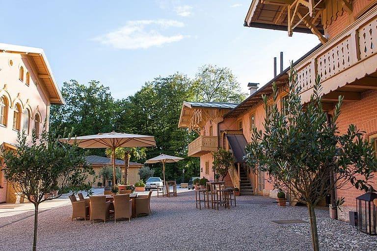 Kreative Tagungen im Hotel La Villa am Starnberger See