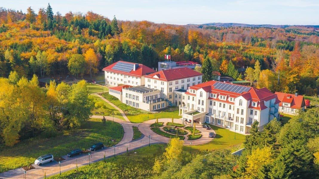 Heiraten im Naturresort Schindelbruch in Hochzeitskapelle im Harz