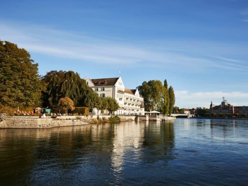 Tagungsräume in Konstanz: Das Steigenberger Inselhotel Konstanz