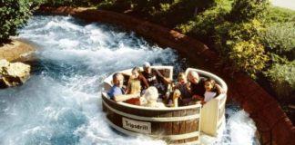 Erlebnispark Tripsdrill, Cleebronn zwischen Stuttgart und Heilbronn