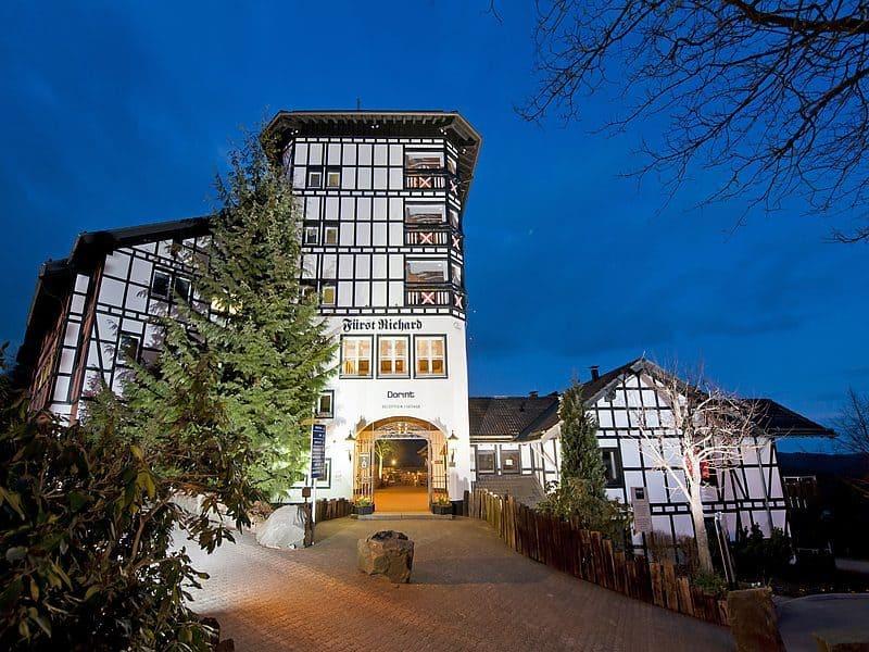 Tagen im Dorint Hotel Winterberg Sauerland