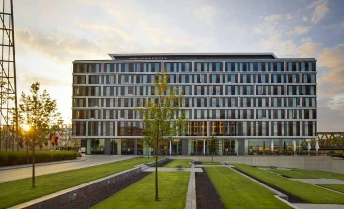 Startschuss für Steigenberger Hotel Bremen