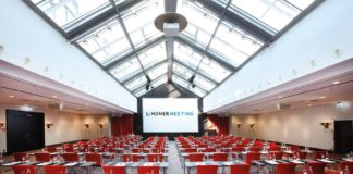 Lindner Congress Hotel Frankfurt: Innovativer Tagen mit Plug and Work