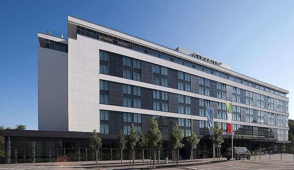 ATLANTIC Congress Hotel Essen erhält den Certified Star-Award 2013
