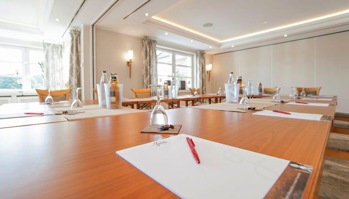 Tagungen mit Genuss vom Landhotel Jäckel in Halle