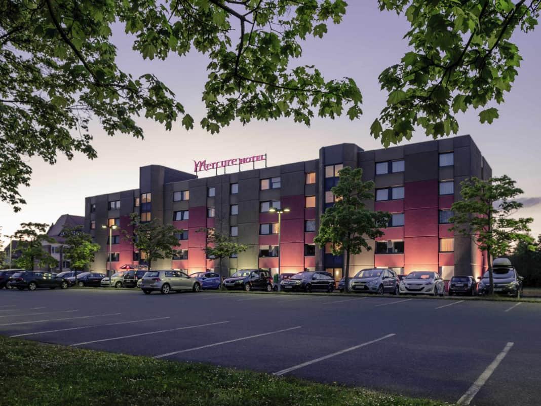Fürther Hotel Mercure Nürnberg West: Renovierung der Tagungsräume