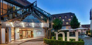 NH Klösterle Nördlingen: Umfassende Hotelsanierung bis Frühjahr 2014