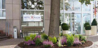 Franchisevertrag das Holiday Inn Fulda