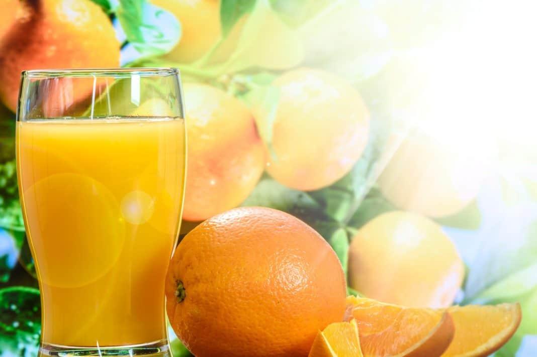 Frisch gepresste Fruchtsäfte von Grossmann Feinkost