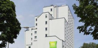 Economy-Design: Hotel ibis Styles Berlin Treptow an der Spree