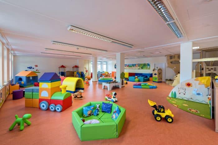 Kinderclub Spielbereich