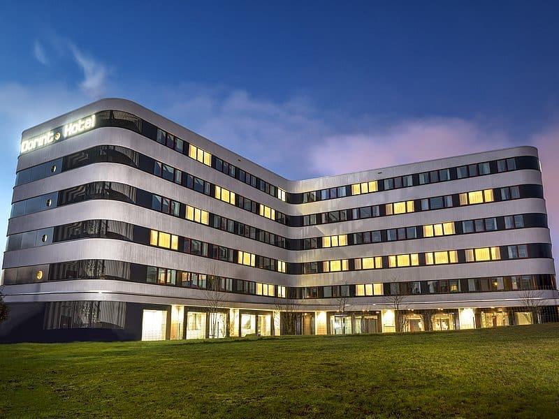 Dorint Airport-Hotel Zürich: Kölsche Töne bei Hotel-Eröffnung