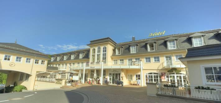 Stilvoll Tagen im Hotel Lahnschleife in Weilburg/Lahn