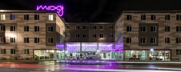 Startschuss für die Marriott-Lifestyle-Marke MOXY Hotels