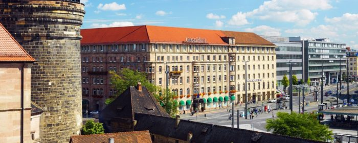 Sommer-Tagungs-Special vom Le Méridien Grand Hotel Nürnberg