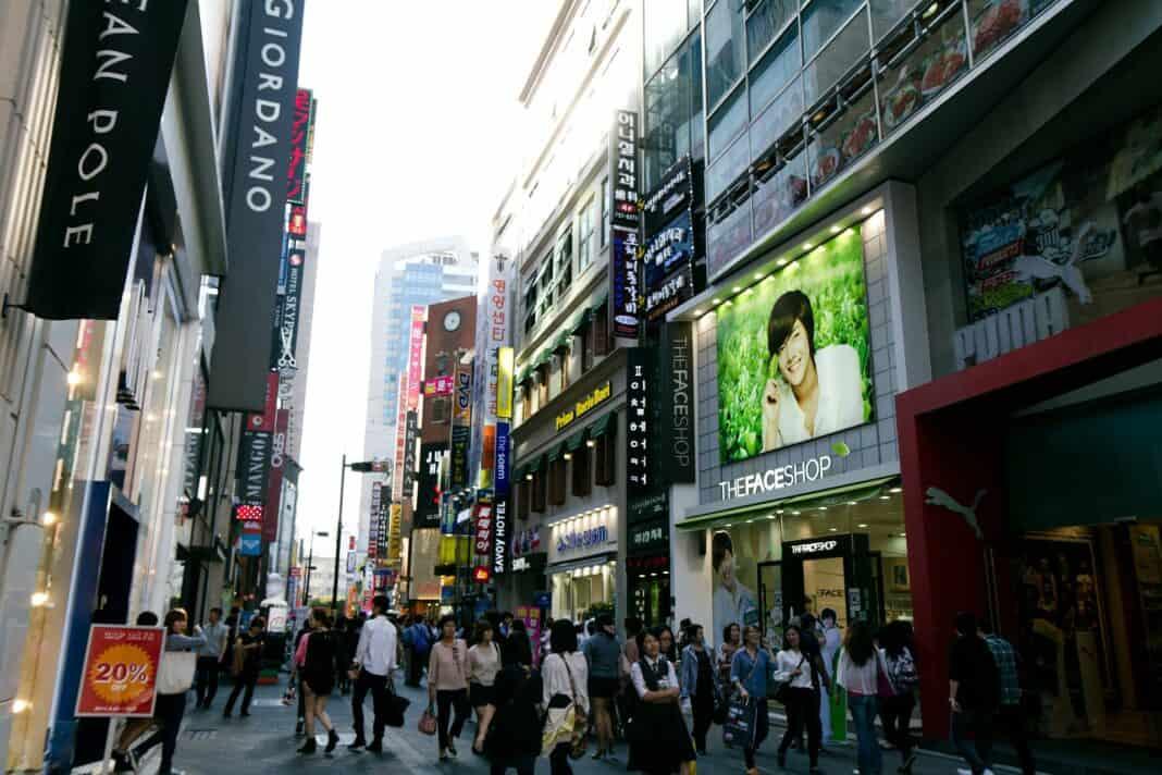 Eröffnung des Courtyard by Marriott Seoul Pangyo