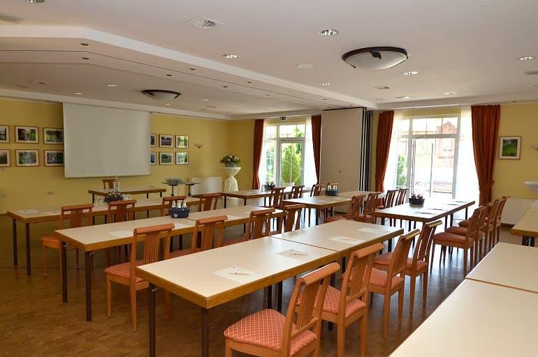 Landhaus Wörlitzer Hof: Der perfekte Rahmen für Ihre Veranstaltung