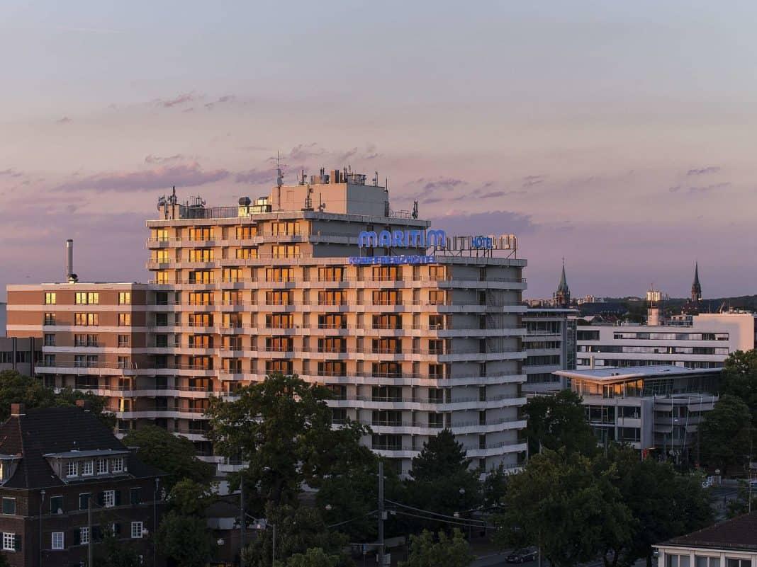 Maritim Hotel Darmstadt: Das Cityhotel für Städtereisen und Tagungen