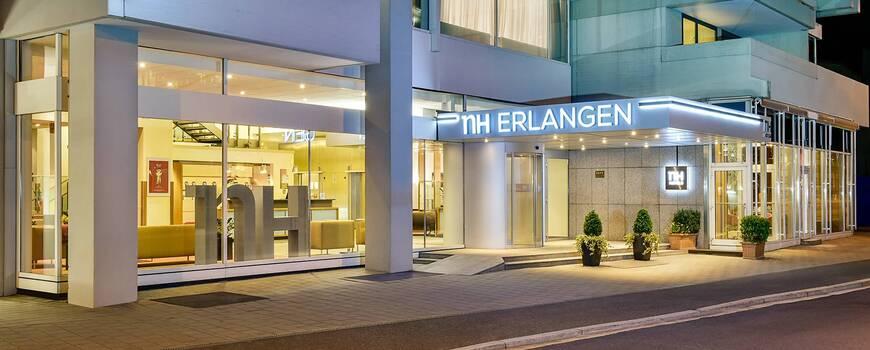 Events und Tagungen in Erlangen I Das Hotel NH Erlangen