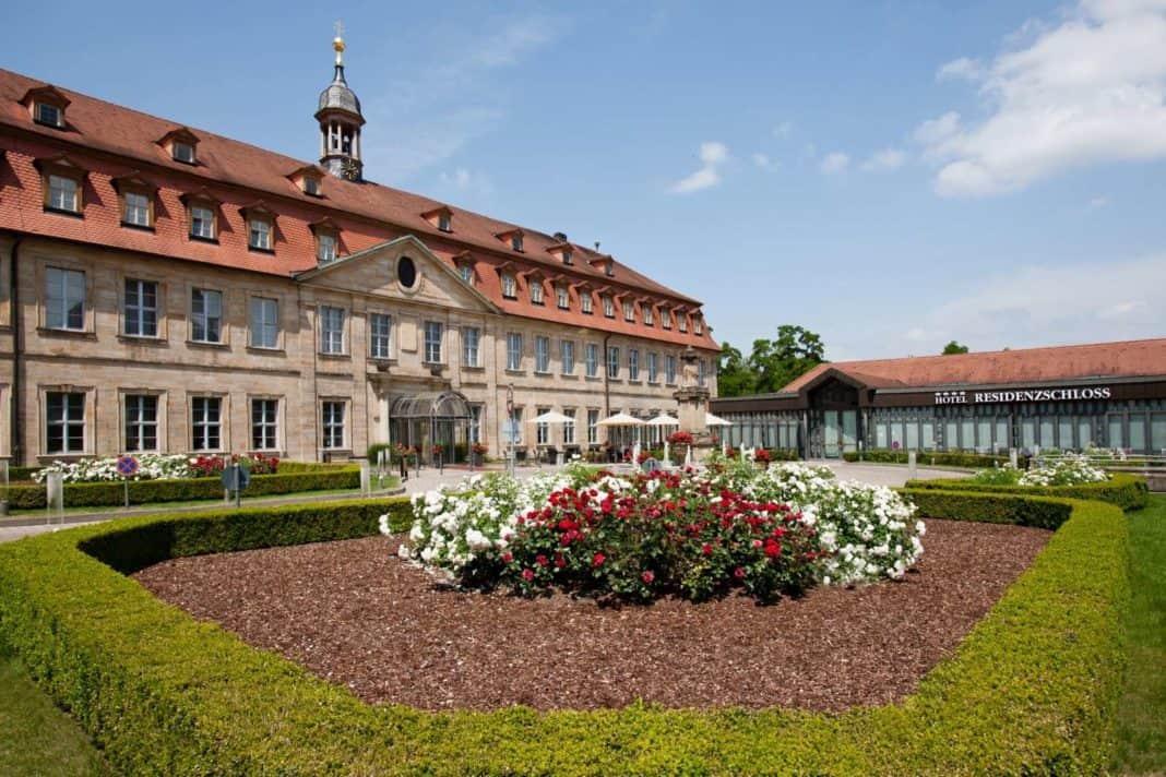 Urlaub made in Germany: Welcome Hotel Residenzschloss Bamberg