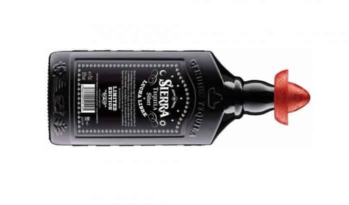 zweite Sierra Tequila Limited Edition