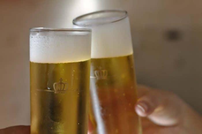 Bierausstoß: Bayern erstmals bundesweit an der Spitze